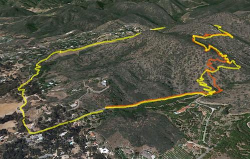 Fox Canyon Loop