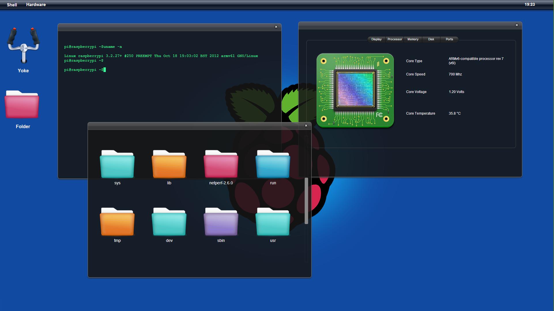 Marmalade - Raspberry Pi OS Preview - Raspberry Pi Forums
