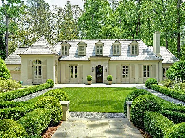 Things that inspire new on the market one of my favorite houses - Chic french country inspired home real comfort and elegance ...
