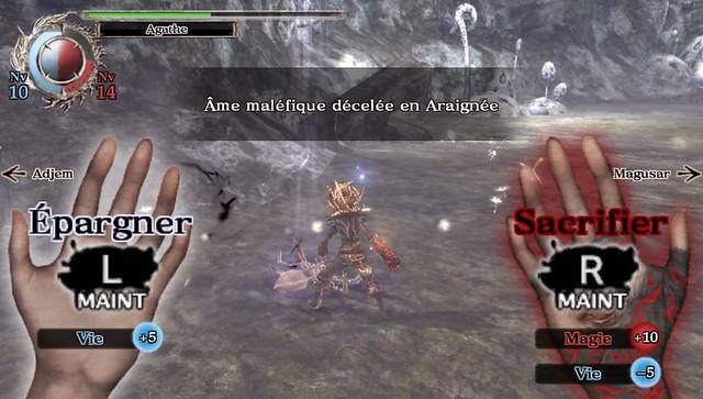 Soul Sacrifice - Screenshot 2