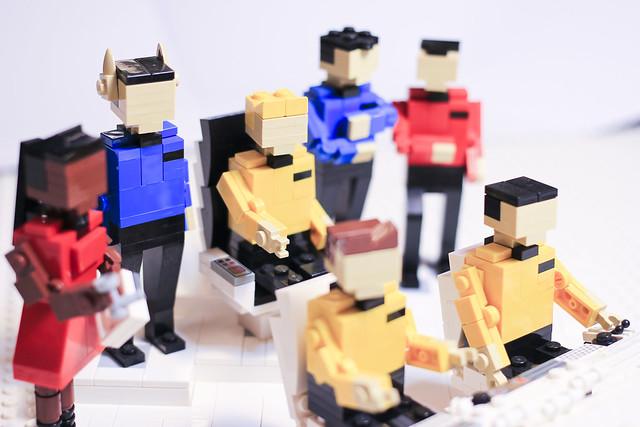LEGO Star Trek Crew