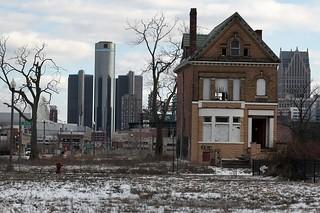 【组图】底特律的百年兴衰