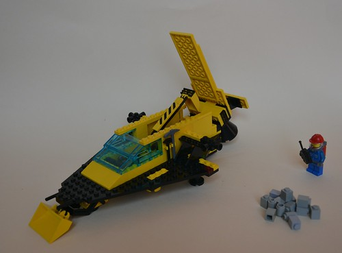 Hidden crane