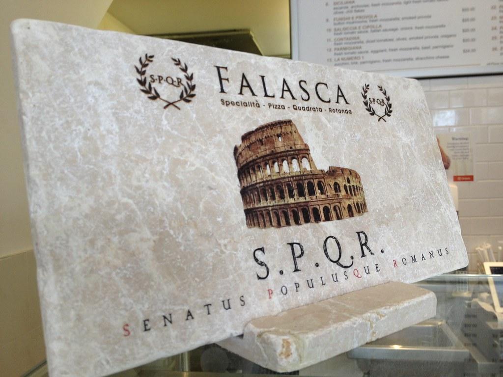 Falasca-SPQR