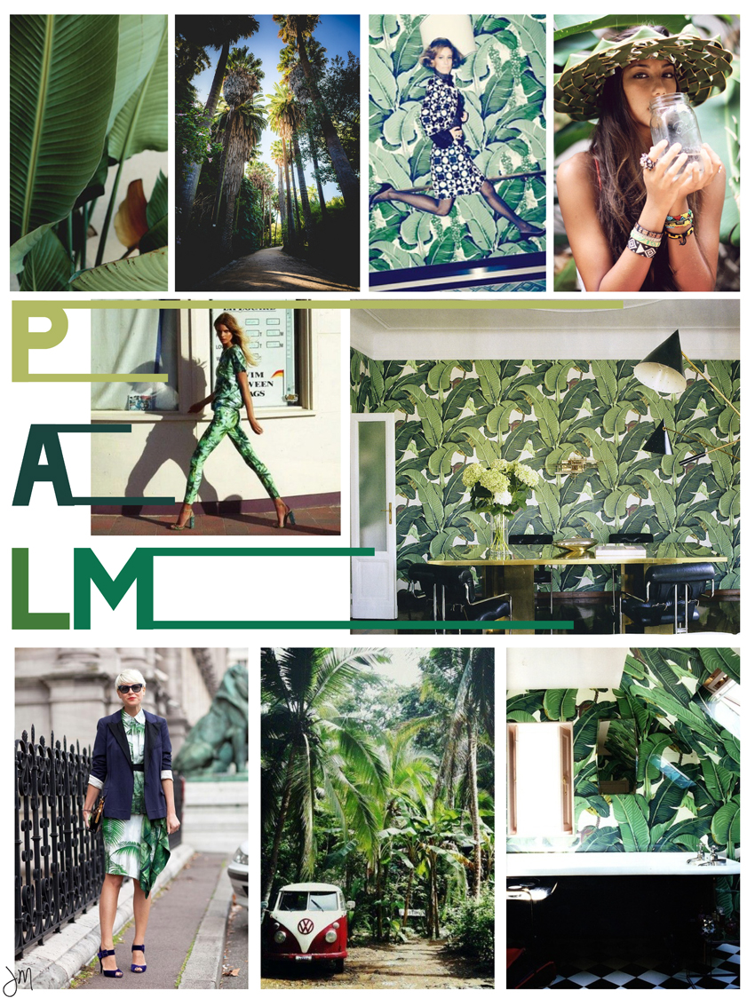 Palm Green Julip Made color craving