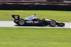 IndyCar Test July 31, 2013