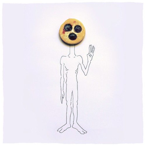 Biscuit Alien