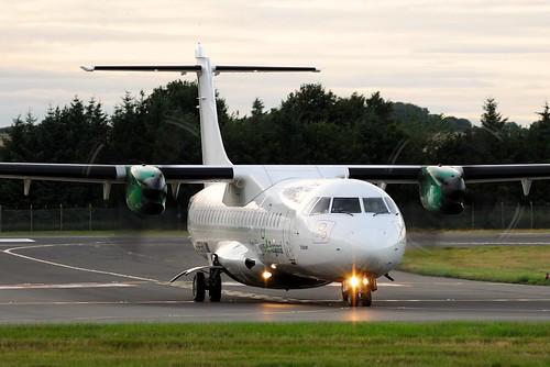 EI-REH Aer Lingus Regional - Aer Arann