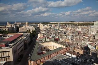 La Habana - View from Edificio Bacardi
