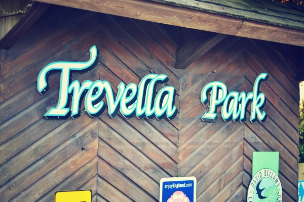 A family adventure at Trevella Park, Cornwall