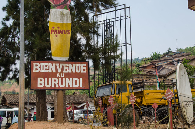 Welcome to Burundi