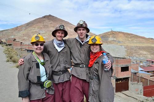 Dr. Fitzgerald in Bolivia