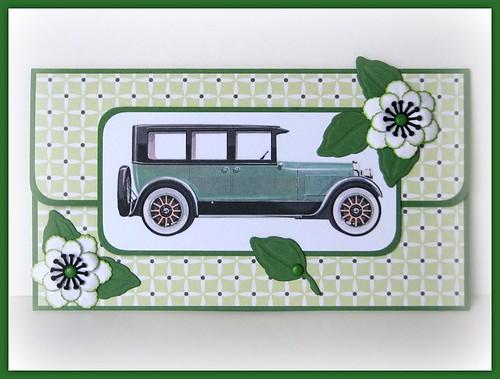 Roheline auto