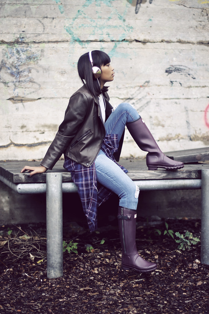 Hunter-Rag & Bone- Wellies- Boots- Frends Headphones- 5preview Tartan Shirt