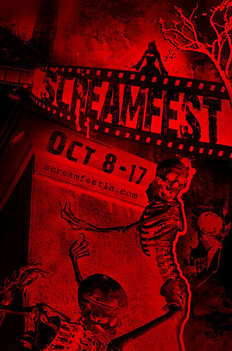 Screamfest Poster