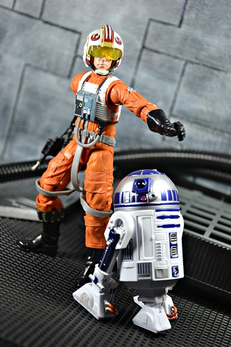 Luke & R2