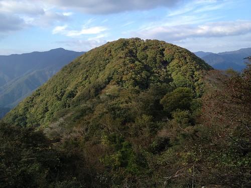 飯盛山 遠景