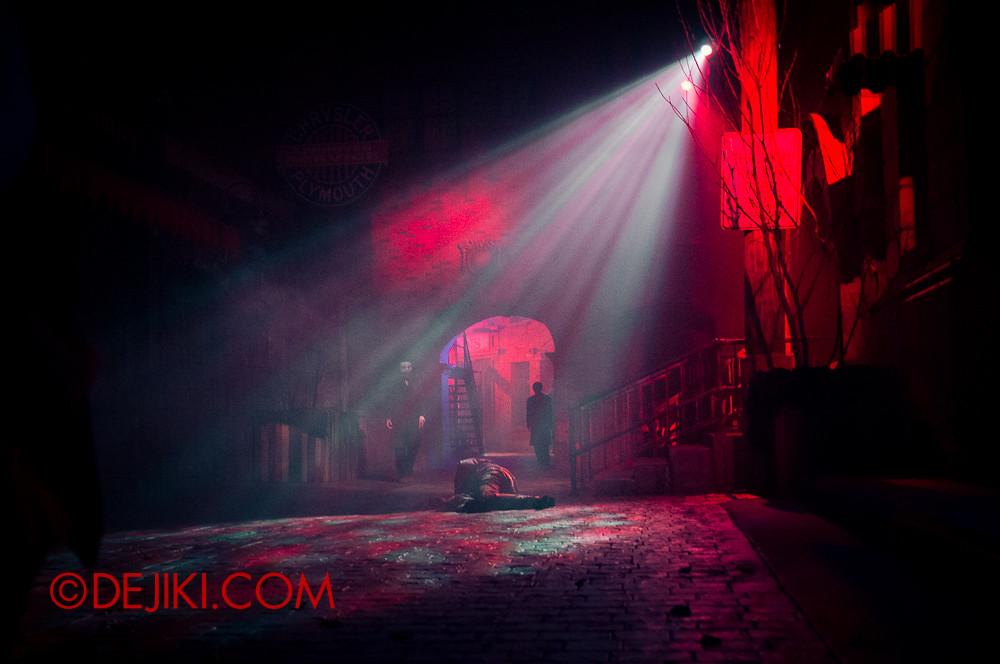 HHN3 - Attack of the Vampires