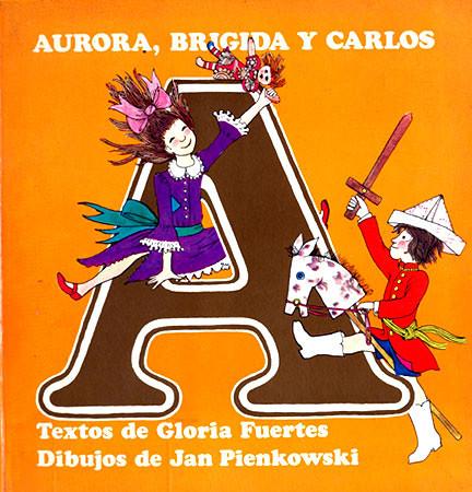 Cubierta de Aurora, Brígida y Carlos