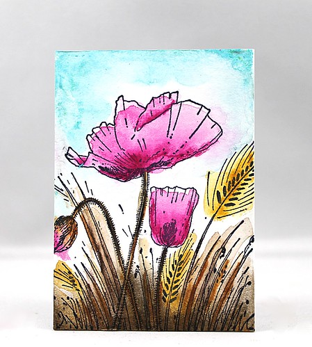 Inspired by...: VIDEO: Art Grip Aquarelle Watercolor Pencils