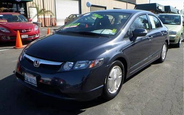 2007 honda civic hybrid under 6000 flickr photo sharing. Black Bedroom Furniture Sets. Home Design Ideas