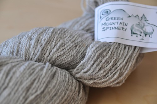 green mountain spinnery sock yarn