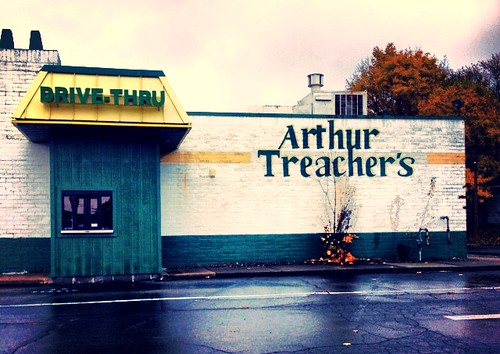 Arthur Treachers by Joseph Cerulli