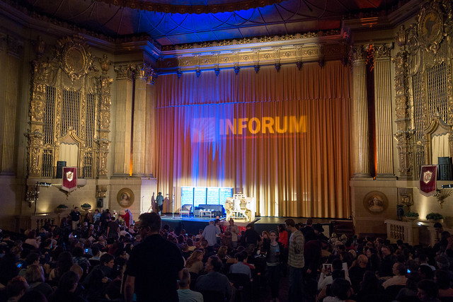 Cacophony Society at the Castro Theatre