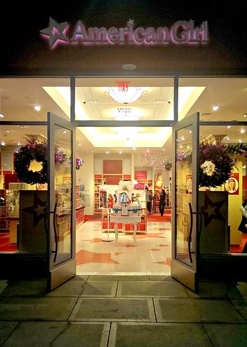 American Girl Store San Francisco