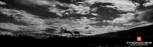 sky bw mill monochrome clouds landscape island hawaii blackwhite scenic silhouettes rangefinder maui tropical fullframe fx sugarcane kahului summicron35mmf2asph leicam9 thephotographyblog agm9 puunenesugar