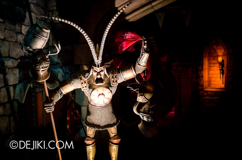 Mystic Manor - Arms & Armor 5