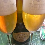 ベルギービール大好き!!デウスDeuS (Brut Des Flandres)