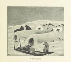 """British Library digitised image from page 251 of """"Blandt Nordpolens Naboer. Med Illustrationer af Th. Holmboe, etc"""""""