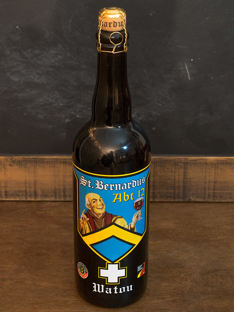 st bernardus abt 12, winter beer, christmas beer, lcbo craft beer