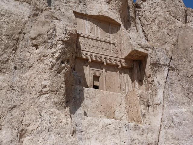 Tumba de Naqsh-e Rostam (Irán)