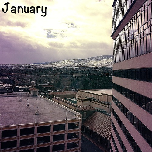 January- Reno, NV