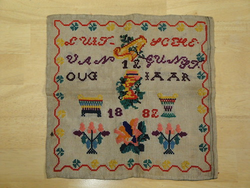 Luitske van Gunst Cross Stitch 1882