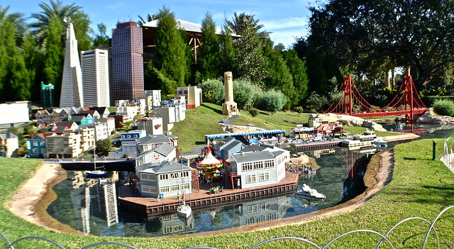 11559870855 1a14447dc9 z Miniland of Legoland Florida   A Must Visit Exhibit