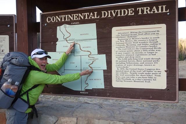 The Beginning - Wolf Creek Pass Trailhead, Colorado