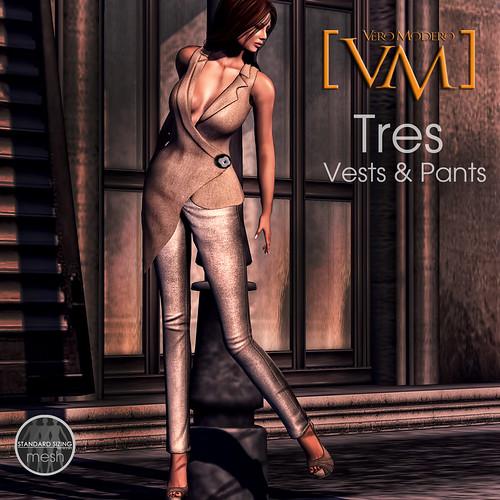 [VM] VERO MODERO TRES Vests & Pants