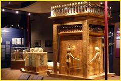 Tutankhamon, exposición la tumba y sus tesoros (2010 en Madrid)