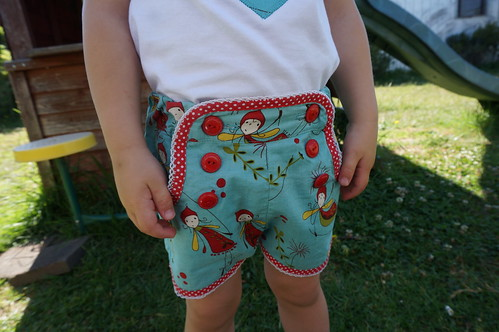 Woodland Sailor Shorts