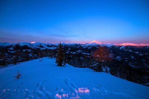 sunset sky mountain mountains clouds zeiss landscape sonnenuntergang sony kärnten carinthia landschaft dslra900 sonyα900 sal1635z