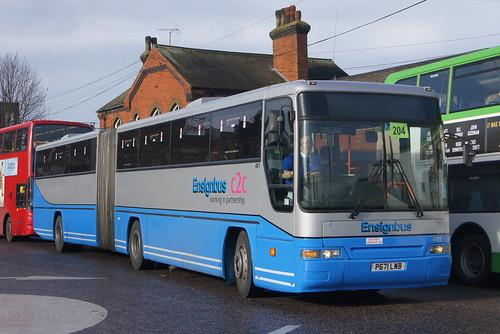 Ensignbus bendybuses 1 (c) David Bell