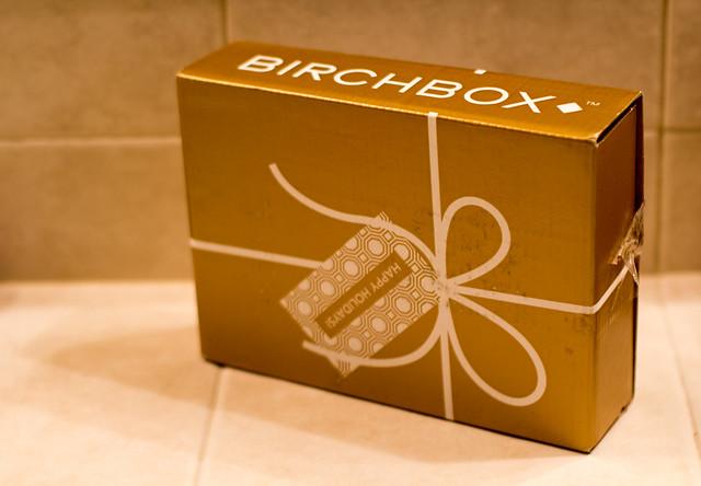 Birchbox December 2013