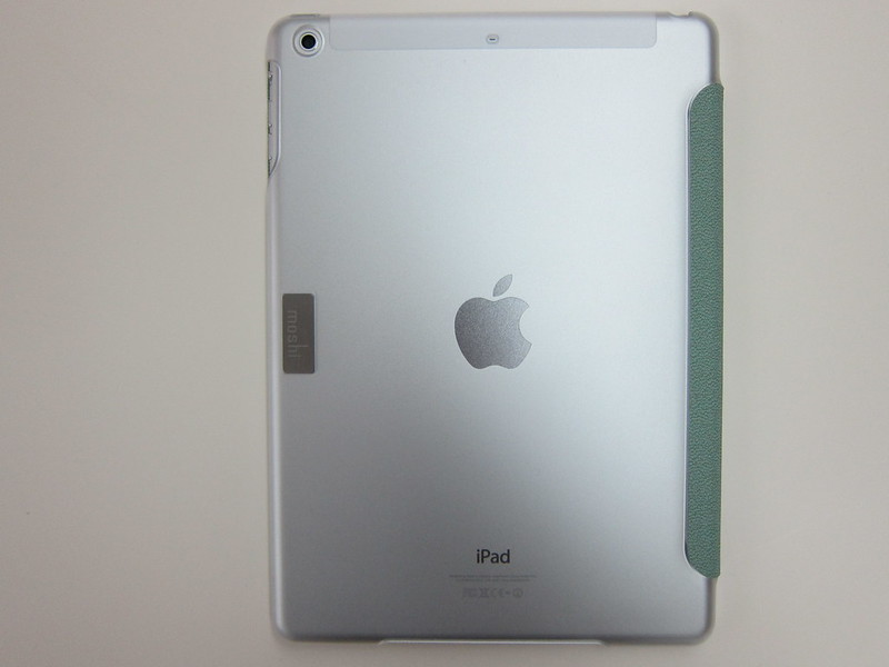 Moshi VersaCover - Back With iPad Air