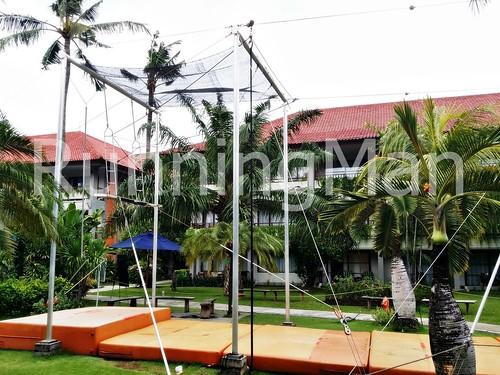 Dynasty Resort 07 - High Flyers Bali Trapeze School
