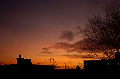 Late January Sunrise
