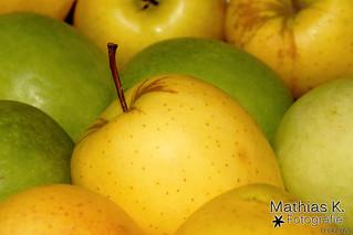 Äpfel | Projekt 365 | Tag 34