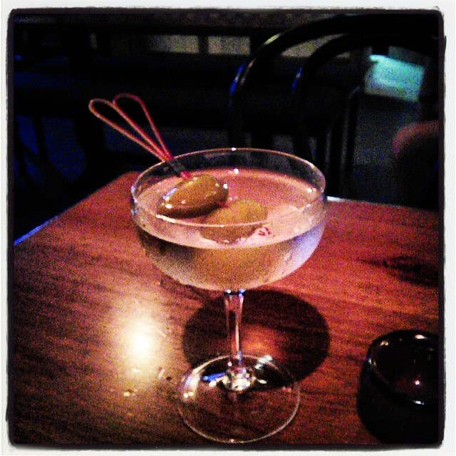 Gin Made martini #Melbourne #udc641